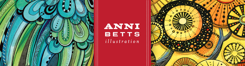 Anni Betts Illustrates